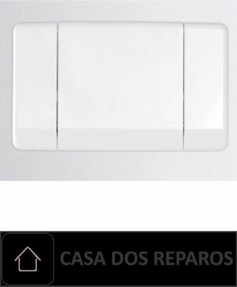 Reparo Espelho Branco Montana Elegance Caixa Descarga Embuti