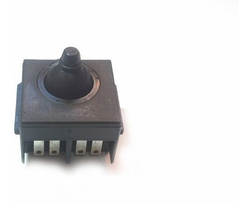 Imagem 1 de 3 de Interruptor Para Esmerilhadeira Makita Ga4530 Original !