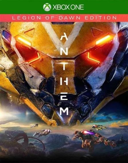 Anthem - Edição Legião Da Alvorada- Xbox One + Brinde