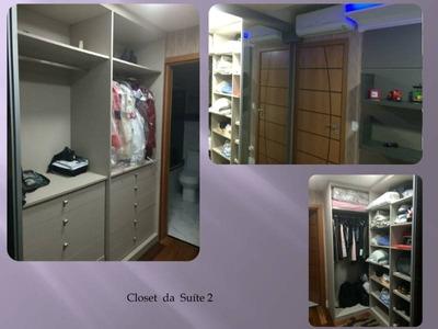 Apartamento Em Condomínio Cobertura Triplex Para Venda No Bairro Santa Paula - 8725gigantte