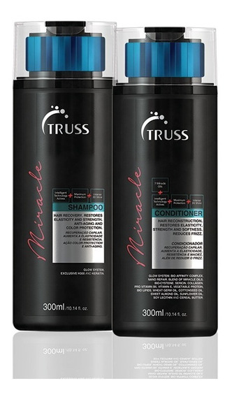 Truss Miracle Shampoo+condicionador 300 Ml