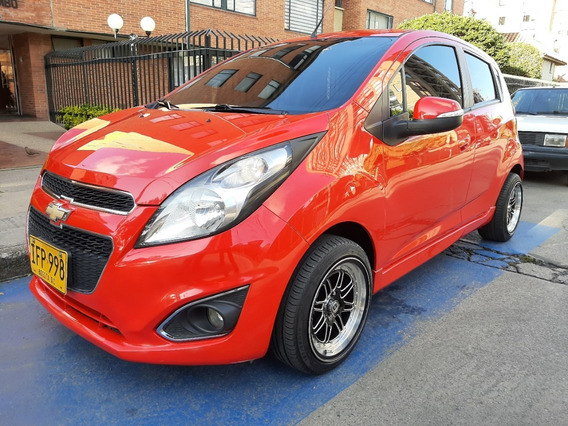 Chevrolet Spark Gt Gt Full Equip 2015
