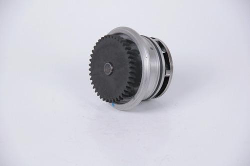 Imagem 1 de 1 de Bomba De Agua F250 Mwm S10 Silverado Gmc Mwm (dente Curvo)