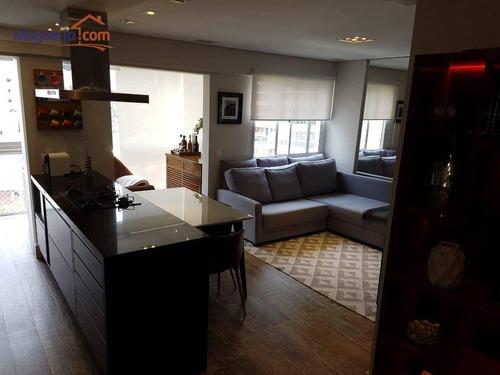 Apartamento Com 2 Dormitórios À Venda, 66 M² Por R$ 1.150.000 - Vila Mariana - São Paulo/sp - Ap11568
