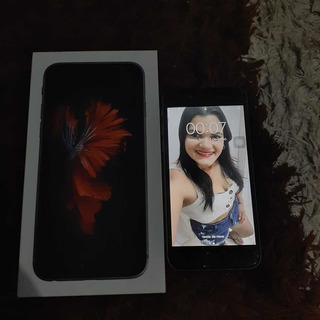 iPhone 6s Cinza
