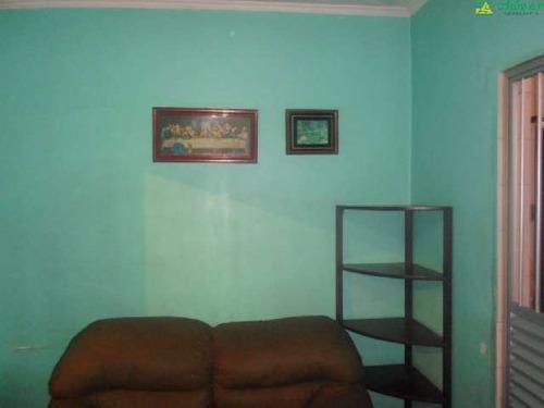 Imagem 1 de 10 de Venda Sobrado 2 Dormitórios Ponte Grande Guarulhos R$ 480.000,00 - 24936v
