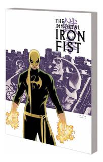 Immortal Iron Fist Vol. 01-02 - Marvel Comics - Robot Negro