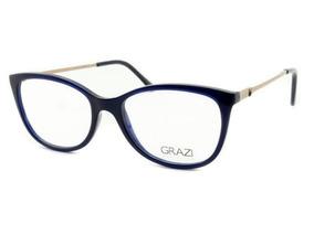 6b882636f Oculos De Grau Feminino Grazi - Óculos no Mercado Livre Brasil