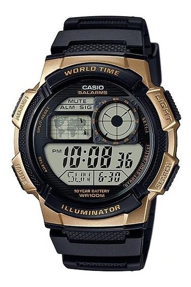 Reloj Ae-1000w-1a3v   Digital   Juvenil