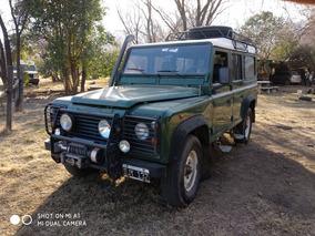 Land Rover Defender 2.5 110 5 Sw 2001
