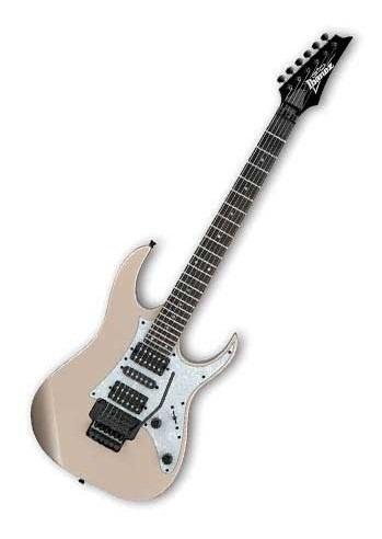 Guitarra Electrica Ibañez/24 Trastes Jumbo/color Cgd