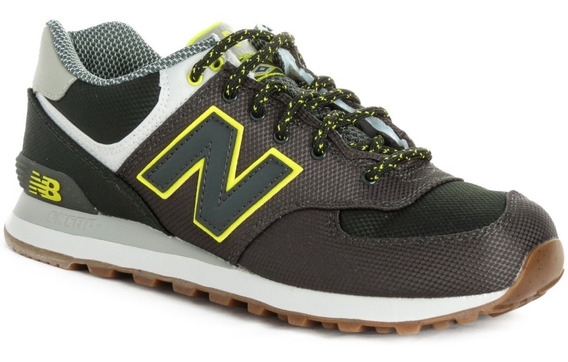 Zapatillas New Balance Ml574 Urbanas Hombre Importadas