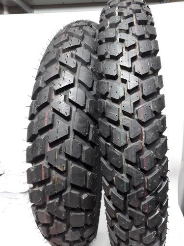 Cubiertas Dunlop Orig. Honda Nx 250 (juego)