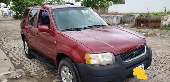 Ford Escape 3.0 Xls V6 4wd Mt 2002