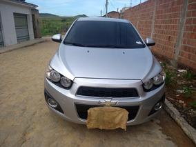 Chevrolet Sonic 1.6 16v Ltz Aut. 4p 2012