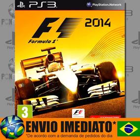Jogo F1 2014 Ps3 Psn   Idioma Português Promoção - Envio Já