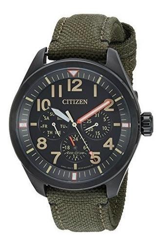 Relojes De Ciudad Para Hombre Bu2055-16e Eco-drive