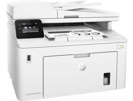 Impressora Multifuncional Hp Laser M227fdw Fax Duplex Wi-fi