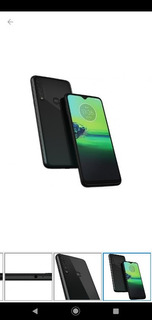 Moto G8 Play Novo 32gb