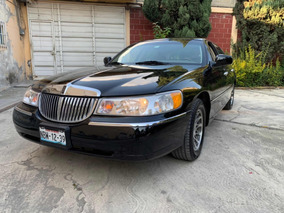 Lincoln Town Car Cartier Piel At 1999