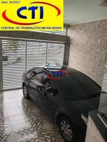 Imagem 1 de 18 de Casa Residencial À Venda, Alves Dias, São Bernardo Do Campo. - Ca0293