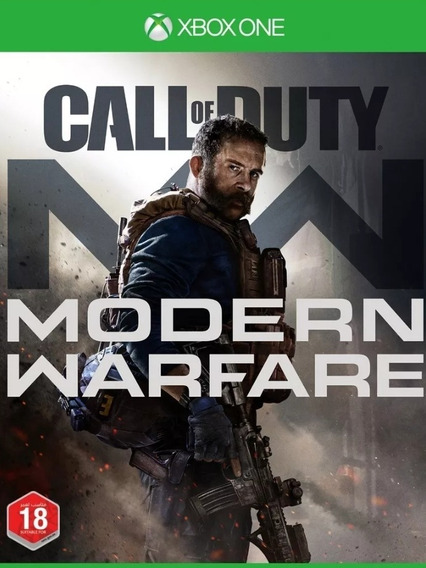 Call Of Duty Modern Warfare Xbox One Código 25 Dígitos