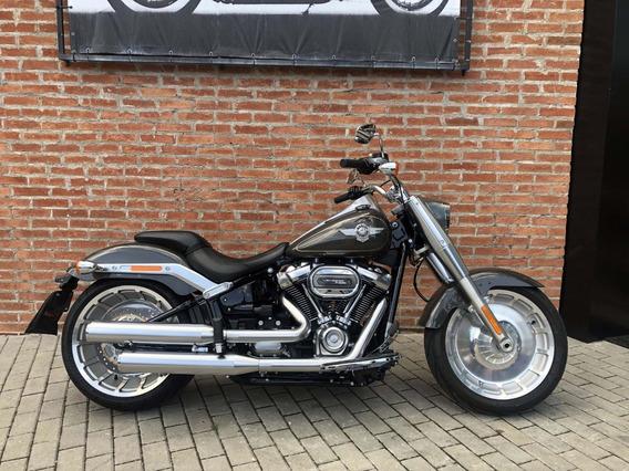 Harley Davidson Fat Boy 107 2018