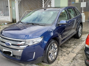 Ford Edge Limited Awd 2012 Teto Top 79000km S/ Entr R$ 2499
