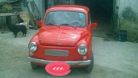 Fiat 600 600s 1981