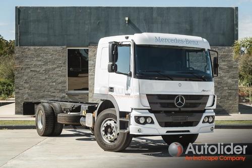 Imagen 1 de 13 de Mercedes Benz Atego 1725 / Dormitorio 4x2 0km - Autolider