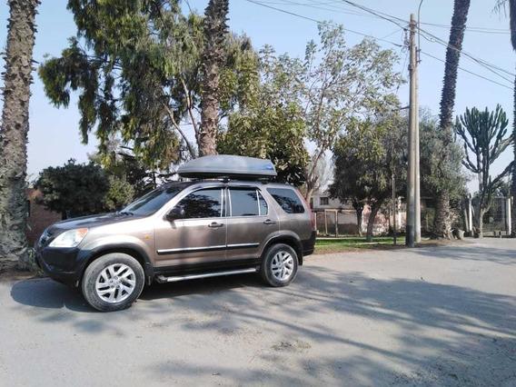 Honda Cr-v Crv Del 2004 Full
