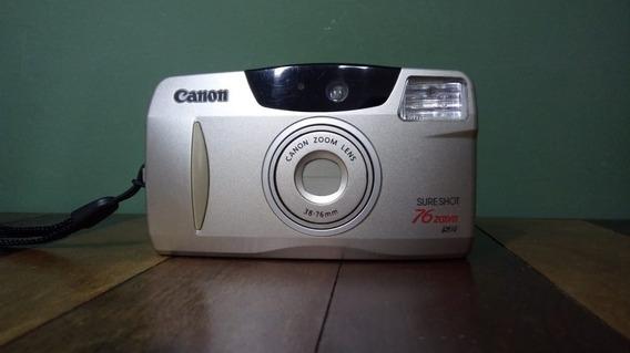 Camera Canon Sure Shot 76 Zoom