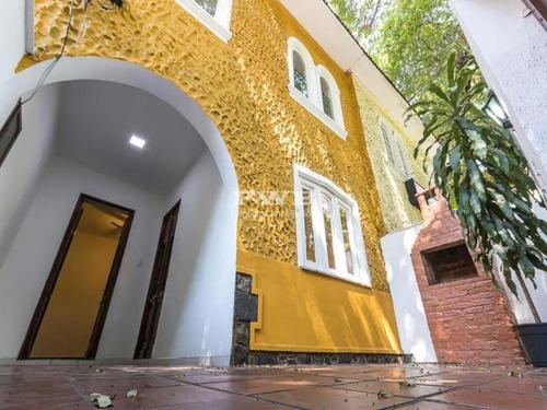 Casa Na Rua Uruguai Tijuca - 2042006771 - 34355038