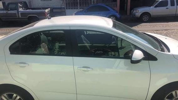 Chevrolet Sonic 4 Cil 4ptas Automatico