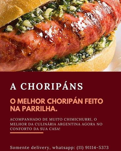 O Melhor Choripán Argentino Em Guarulhos