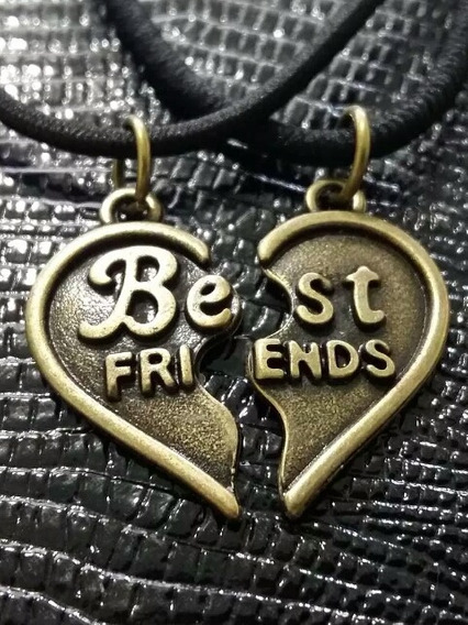 Colar Da Amizade Amigas Para Sempre 2 Partes