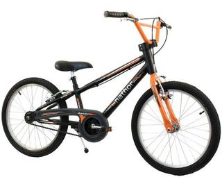 Bicicleta Nathor Apollo Aro 20 Alumínio V-brike Head-set