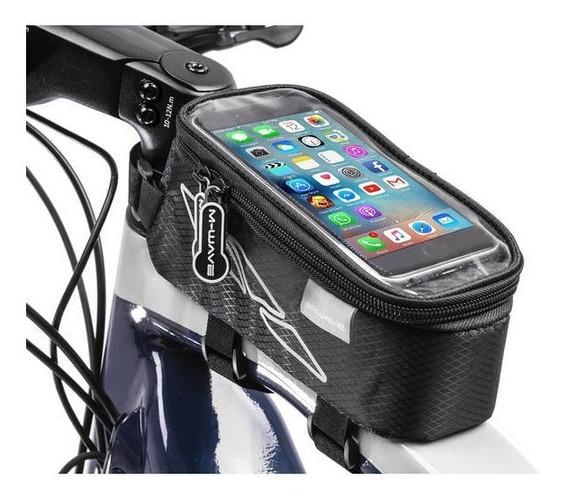 Bolsa Para Celular En Bicicleta
