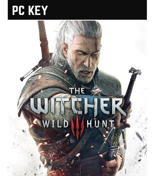 The Witcher 3: Wild Hunt Pc Steam Gift Presente