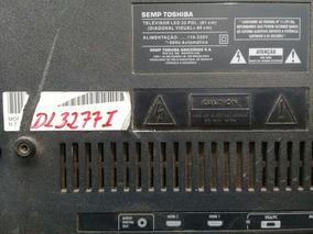 Carcaça Tv Led Semp Toshiba Ld3277i