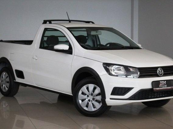 Volkswagen Saveiro Trendline Cs 1.6 Msi Total Flex, Qnu5976