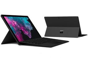 Surface Pro 6 I5 256 Ssd 8gb Preto-completo(pen,mouse,tecl)