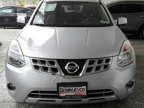 Nissan Rogue2.5 Sl 2wd Piel Cvt