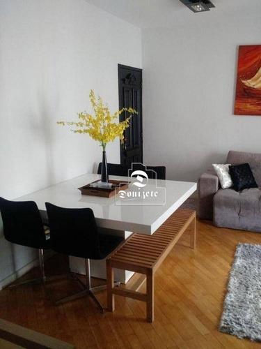 Imagem 1 de 30 de Apartamento 03 Dormitórios À Venda 86m² Oferta 425.000 - Planalto - São Bernardo Do Campo/sp - Ap17317