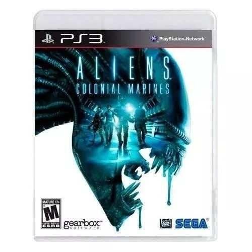 Jogo - Aliens Colonial Marines - Ps3