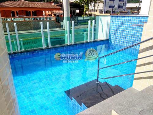 Apartamento Com 2 Dorms, Centro, Mongaguá - R$ 295 Mil, Cod: 7978 - V7978