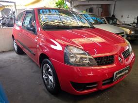 Renault Clio 1.0 16v Campus Hi-flex 3p Feirao