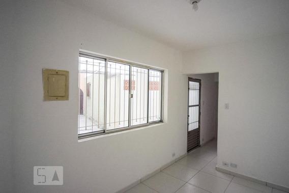 Casa Para Aluguel - Tatuapé, 2 Quartos, 80 - 893046776