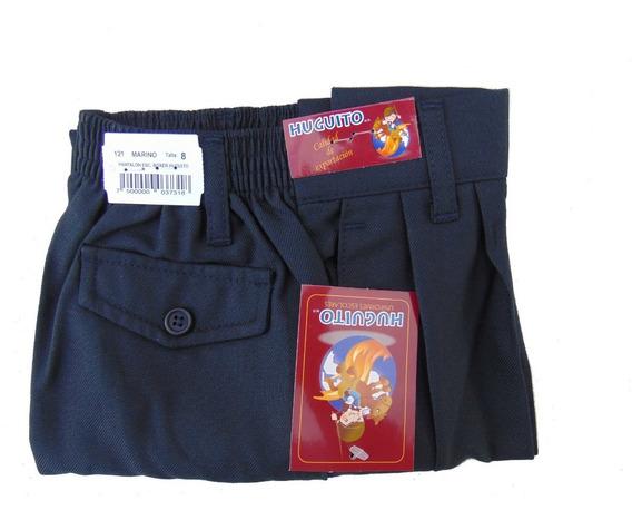 Pantalón Escolar Boxer Huguito