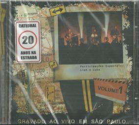 Cd Banda Catedral Ao Vivo 20 Anos Na Estrada Vol 01 Lacrado